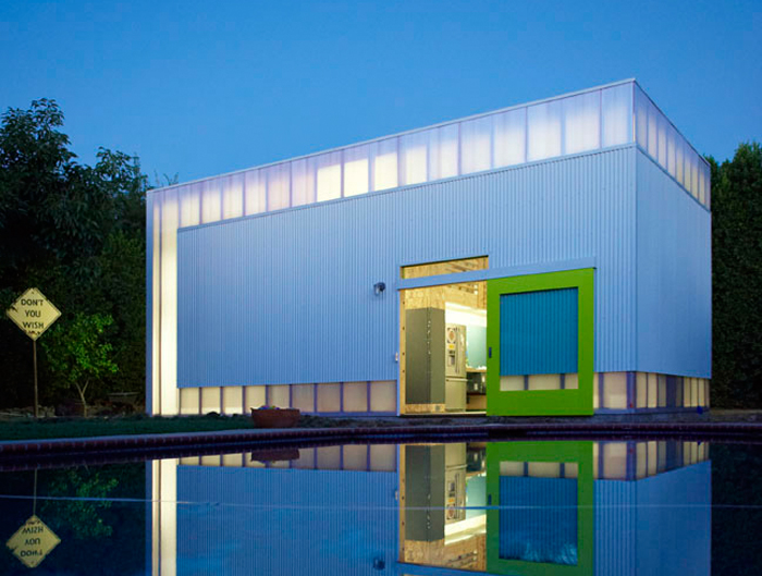 Sobieski Pool House. Foto: Eric Staudenmaier.