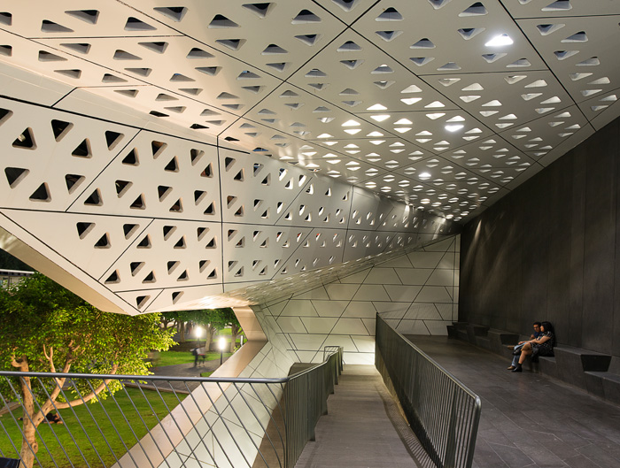 Cineteca Nacional, Mexico City. Foto: Paul Rivera.