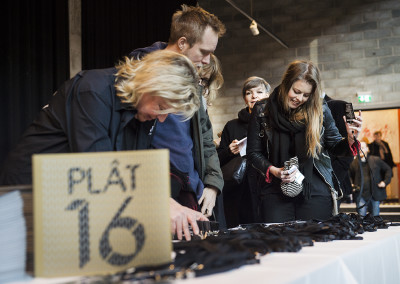Plåt 2016. Foto Anna Hållams