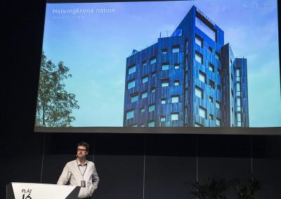 Plåt 2016 Lars Palm, FOJAB Arkitekter,Foto Anna Hållams